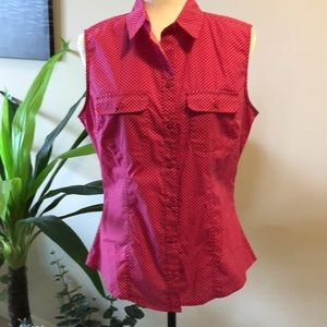 RIDERS by Lee top size Medium